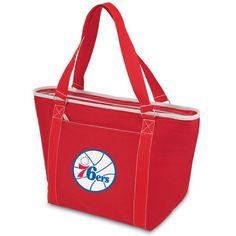 Philadelphia 76ers Topanga Cooler Tote – Red - $26.99