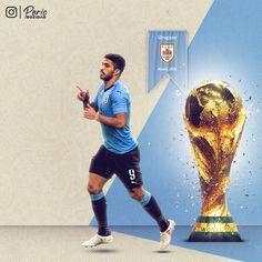 Suarez Uruguay FIFA WORLD CUP 2018