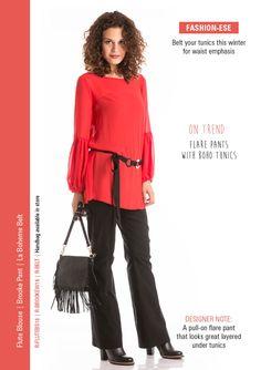 La Boheme April 2016 Sewing, Blouse, Long Sleeve, Sleeves, Tops, Women, Fashion, Moda, Dressmaking