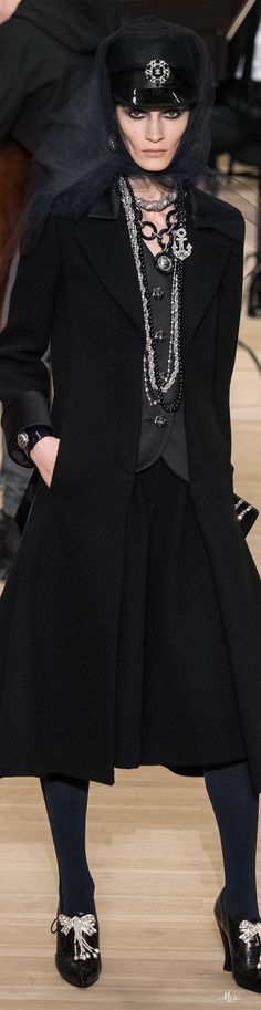 Pre-Fall 2018 Chanel Métiers d'Art