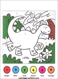 (2015-12) 6 farver, dinosaur