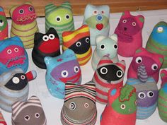 The Craft Hub: Cr'After Dark October 20th Sock Monsters Rock the City Gate!