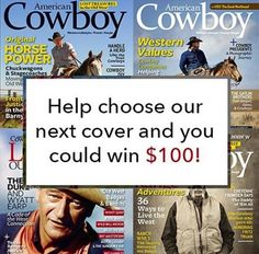 Help us choose the next cover image! Follow the link, vote on your favorite cover, and you could #win $100!