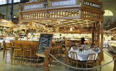 Lisa Elmqvist Fish, Seafood, Delicatessen & Restaurant — Östermalms Saluhall