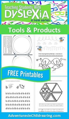 Worksheets Worksheets For Dyslexia activities apps and student centered resources on pinterest