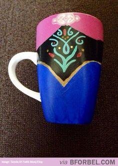 This Mug Won't Let It Go… $8
