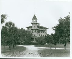 Archived photo of Jekyll Island Club, Golden Isles, GA