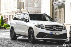 Mercedes-AMG GLS 63 1
