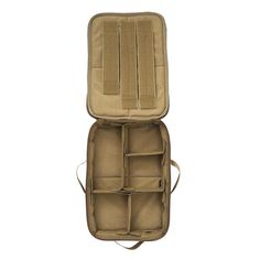 <p>Designed for resupply or load-out storage, the Go Box Mag Bag is ideal for carrying spare mags, optics, medical supplies or other necessities. It's slim, flat profile makes for easy storage and stacking.</p><p><strong>Features:</strong></p><ul><li>Two-way, three-sided zipper allows the lid to fully open for easy access to contents</li><li>Padded shell protects contents</li><li>Several carry op...