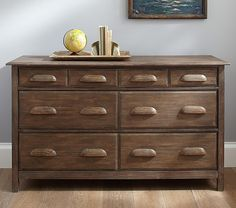 Carson Extra Wide Dresser | Pottery Barn Kids