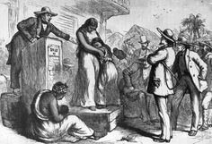 'The Slaves Dread New Year's Day the Worst': The Grim History of January 1 A circa 1830 illustration of a slave auction in America. Informations About 'The Slaves Dread New Year's Day the Worst': The Slavery History, Us History, Black History, History Facts, History Education, Teaching History, History Classroom, Ancient History, Family History