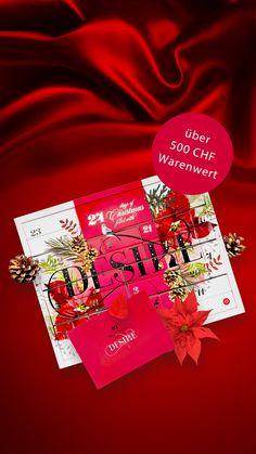 Gefüllt mit 25 auserlesenen Überraschungen bereichert der Classic Adventskalender euer Miteinander und beschert euch eine einzigartige Vorweihnachtszeit. Jetzt bestellen! 🎅🏼🎁