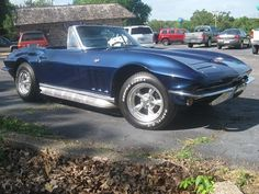 Chevrolet: Corvette 2 door Beautiful Car - Numbers Matching Check more at http://auctioncars.online/product/chevrolet-corvette-2-door-beautiful-car-numbers-matching/
