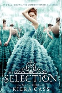 The Selection by Kiera Cass. It's kind of like a mix of the hunger games (minus the violence) and the bachelor.