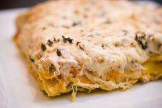 My Butternut Squash Lasagna