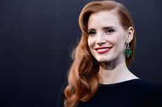Jessica Chastain - 'Interstellar' Premieres in Hollywood — Part 3
