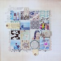 A great project by Wilna Furstenburg at Twopeasinabucket