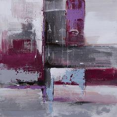 #Déco #Décoration #Abstrait #Tableaux #FCDECO #Art #Peinture #PeinturesSurToile Un jour, une toile : le 02 janvier 2015 Pour la première Peinture à l'huile sur toile de l'année, découvrons une toile abstraite qui a fait un tabac tout au long de 2014 : l'union du gris et du mauve fonctionne parfaitement. Bonne année au coeur de notre boutique de http://www.peintures-sur-toile.com/tableau-xxl-gris-mauve-abstrait-xml-244_343_364-4692.html