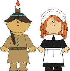 indian boy and pilgrim boy thanksgiving clip art pinterest rh pinterest com Give Thanks Clip Art pilgrim and indian clipart black and white