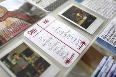 Add a He/She journaling card.
