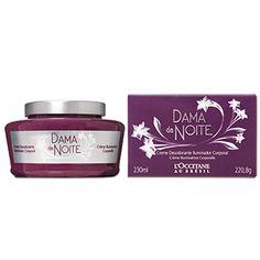 Descubra este creme desodorante corporal de textura aveludada deixa a pele desodorizada, hidratada, perfumada e levemente iluminada.