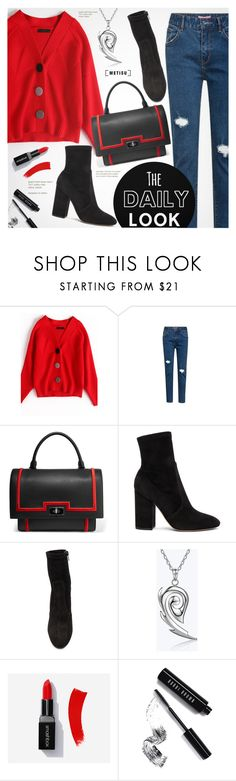 """""""Casual Chic"""" by metisu-fashion ❤ liked on Polyvore featuring Givenchy, Valentino, Bobbi Brown Cosmetics, polyvoreeditorial, polyvoreset and metisu"""