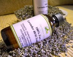 Lavender Essential oil is used for to ease anxiety, nervousness, skin irritations, acne, minor burns and bug bites. Glenbrook Farms Essential Oil is 100 % pure