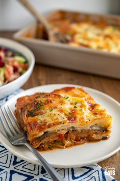 Mediterranean Layered Bake - delicious layers of potato, aubergine, peppers and courgette topped with a cheesy white bechamel style sauce. Veg Recipes, Greek Recipes, Cooking Recipes, Recipies, Baked Salmon Recipes, Savoury Recipes, Healthy Recipes, Pasta Recipes, Yummy Recipes
