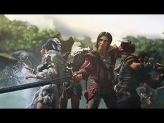 """CGI 3D Animated Short Intro HD: """"Fable - Legends"""" - by Axis Animation - YouTube"""