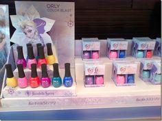 Frozen Nail Polish Collection At Walgreens!