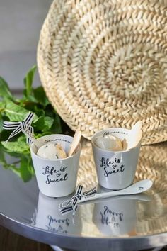 Shop Life Is Sweet Ice Cream Cup 2 pcs. View our entire collection of handmade furniture and accessories now. Ice Cream Bowl, Cream Cups, Ice Cream Party, Rivera Maison, Modern Cottage Style, Ice Ice Baby, Food Packaging Design, Happy Summer, Ceramic Bowls