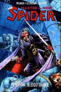 The Spider 1 2 3 complete set ---> shipping is $0.01!!!