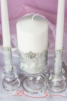 Invierno de la boda de la unidad copo de nieve personalizada
