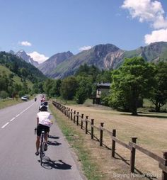 Riding La Marmotte in Les Haute Alpes,  #France on the way to #Galibier   # DoItLikeaLocal