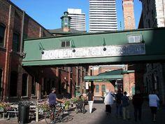 Destilería Toronto