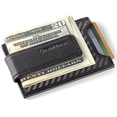 Best Carbon Fiber Slim Money Clip Wallet Credit Cards Hol... https://www.amazon.com/dp/B01L2BLEKK/ref=cm_sw_r_pi_dp_x_ppQ9xbBWR8TTB