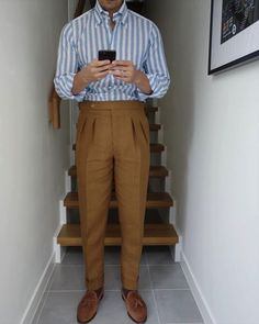 Stylish Mens Outfits, Casual Outfits, Mens Fashion Wear, Mode Masculine, Outfit Combinations, Well Dressed Men, Gentleman Style, Mens Clothing Styles, Menswear