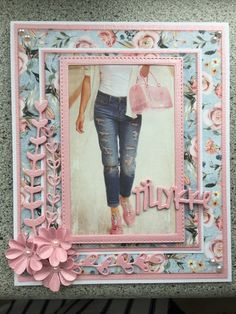 Scrapbook Cards, Scrapbooking, Sue Wilson, Funny Cards, Greeting Cards Handmade, Roses, Cool Stuff, Pictures, Inspiration