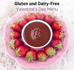 Gluten and Dairy-Free Valentine's Day Menu Lactose Free Recipes, Gluten Free Menu, Dairy Free, Free Meal Plans, Valentines Day Food, Served Up, Menu Planning, Free Food, Romantic