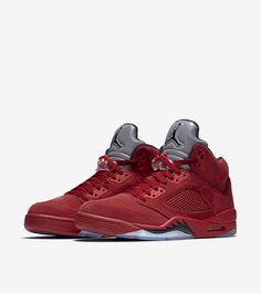 03ba3db3d45d Air Jordan 5 Retro Flight Suit « University Red ». Sneaker GamesJordan VAir  Jordan 5 RetroSneaker ReleaseBest Shoes For MenCheap ...