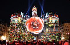 Fête des Lumières Lyon 2013   Flickr : partage de photos ! THEATRE DES CELESTINS