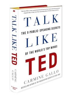 10 #TED talk tactics that can help improve your public speaking TED…