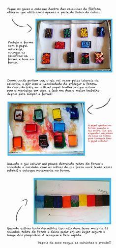 Iupi Design Festa: Aproveitando restos de giz de cera! http://www.iupidesignfesta.com/2013/10/aproveitando-restos-de-giz-de-cera.html
