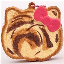cute pink Rilakkuma bear sponge cake squishy - Squishies - kawaii shop modeS4u