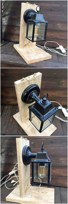 These days the demand and trend of using the wood pallet in the finishing work of the lamp holder designing is becoming so popular and demanding. Check out this image that would be giving you out with the fabulous idea of creating the crafting artwork project of lamp holder.