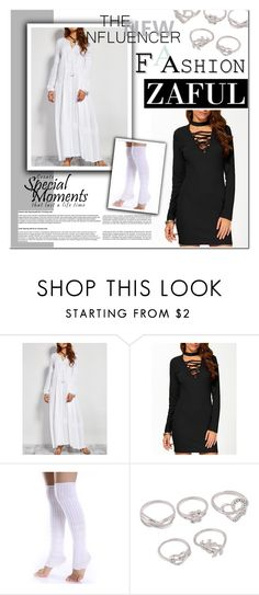 Create special moments by melodibrown on Polyvore featuring moda and zaful