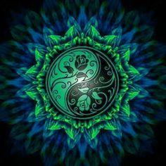 Ying Yang Sign, Ying Yang Symbol, Foto Logo, Yin Yang Designs, Yin Yang Art, Peace Art, Dark Wallpaper, Chinese Culture, Color Of Life