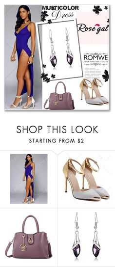 """""""2 Winners Win $20 Cash from Rosegal!"""" by lejlacergic ❤ liked on Polyvore featuring vintage, Elegant and rosegal"""
