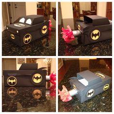batmobile valentine's day box