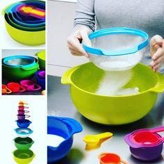 Tutto quello di cui hai bisogno per le tue ricette. Tableware, Instagram Posts, Kitchen, Dinnerware, Cooking, Tablewares, Kitchens, Place Settings, Cuisine